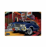Olds 442 Metal Sign
