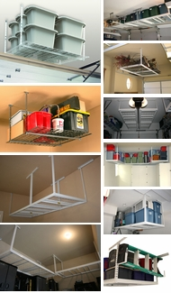 Items in Overhead Storage
