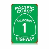 Pch Metal Sign