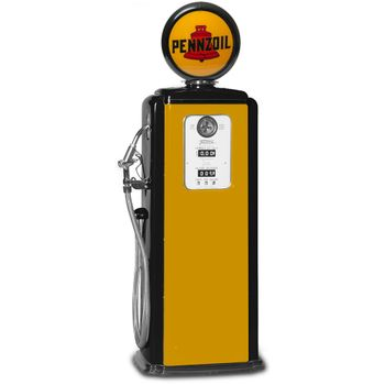 Pennzoil Replica Tokheim 39 Gas Pump