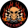 Pit Crew Metal Sign