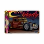 Rat Rod Eye Kandy Metal Sign