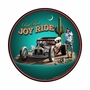 Rat Rod Joy Ride Metal Sign