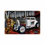 Rat Rod Vintage Iron Metal Sign