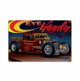 Rat Rot Eye Kandy Metal Sign