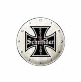 Schneider Cams Metal Sign