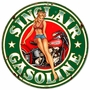 Sinclair Gasoline Metal Sign