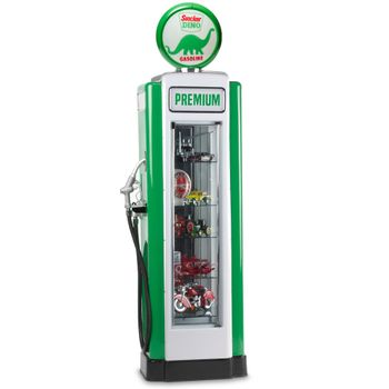 Sinclair Premium Display Case Wayne 70 Gas Pump