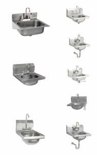 Items in Sinks