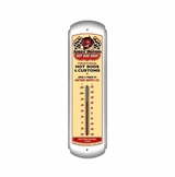 Speed Demon Hrshop Metal Thermometer