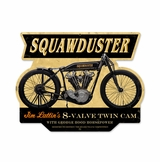 Squawduster Sign