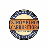 Stromberg Metal Sign