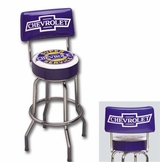 Made in the USA Super Service Counter Stool With Back