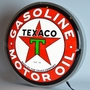 Texaco Motor Oil 15 Inch Backlit Led Lighted Sign