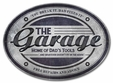 The Garage Metal Sign