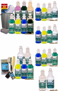 Items in Tire Cleaner