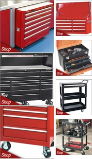 Items in Tool Boxes