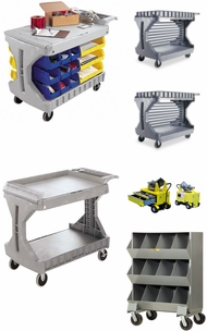 Items in Tool Carts