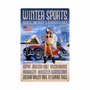 Winter Sports Sign