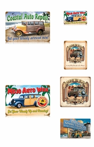 Items in Woody Signs