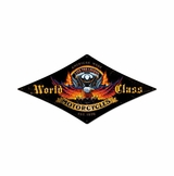 World Class Motorcycles Metal Sign