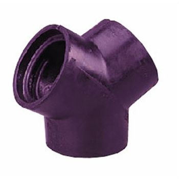 "Y Connector for 2"" Diameter Exhaust Hose"