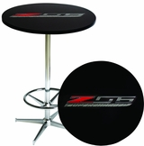 Made in the USA Z06 Corvette Pub Table