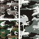 3 CAMOUFLAGE Fat Quarter Collection