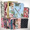 OUT OF STOCK! 1 LB ASIAN FABRIC SCRAP BAG - Asst Prints and Sizes