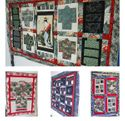Asian Quilts by Dominique in France