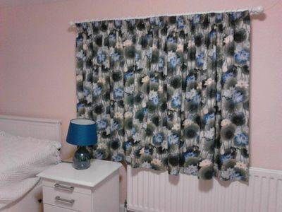 Curtains by Mary in Lichfield UK