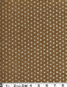 DOTS: Cotton Dobby - Gold