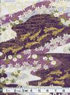 GOLDEN KOI: Purple with Gold Metallic
