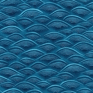 IMPERIAL WAVES: Blue Tonal