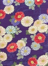 JAPANESE FLORALS - Design I - Purple