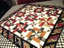 Mini Bed Cover by Joan in Dana Point, CA