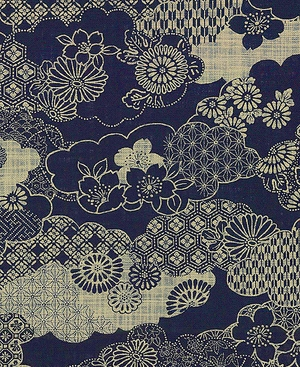 NARA HOMESPUN: Clouds of Traditional Designs