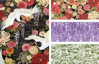 NEW ARRIVAL! WIND SONG from Oasis Fabrics