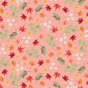 MICHIKO COLLECTION: DRIFTING BOSSOMS & LEAVES: Pink