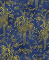 IMPERIAL 15: Gold Metallic Wisteria - Navy