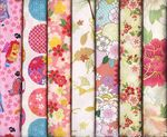 7 Pink Fat Quarter Collection