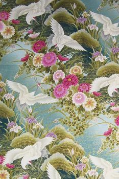 Asian Dreamscape II - Sage Green - BTY