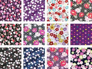 COTTON DOBBY COLLECTION: 12 Fat Quarters