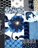 BORO FABRIC COLLECTION #115 - 16 Pieces
