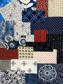 BORO FABRIC COLLECTION #241 - 20 Pieces