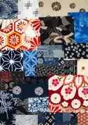 BORO FABRIC COLLECTION #236 - 23 Pieces