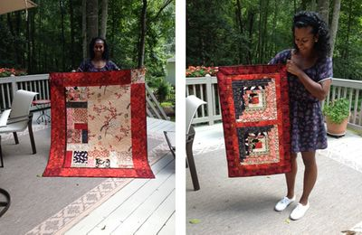 Quilt & Table Runner by Marlene in Williamsburg, VA