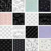 SASHIKO SAMPLERS - Ready to Stitch