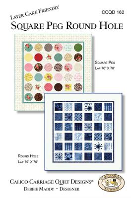 SQUARE PEG ROUND HOLE PATTERN