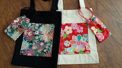 Tote Bags by Sandy in Paso Robles, CA